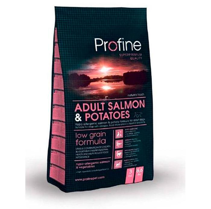 Profine Adult Salmón y Potatoes
