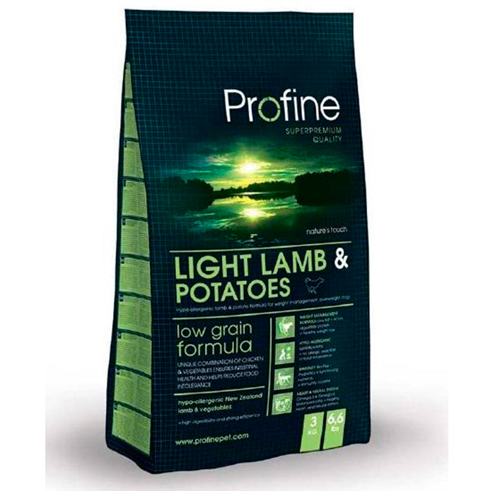 Profine Light Lamb & Potatoes