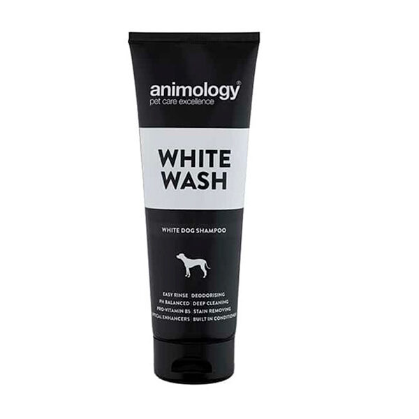 Animology Champu Pelo Blanco White Wash 250ml